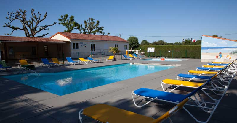 1 camping pornic piscine, CAMPING LES BLEUETS
