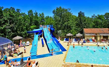 Photo du CAMPING LOU CASTEL, Castelnaud la Chapelle