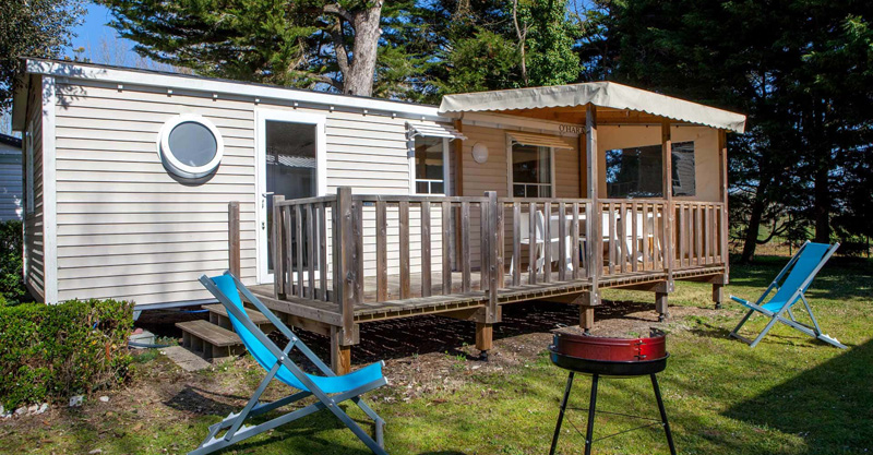 4 location mobil home camping pornic, CAMPING DOMAINE DU COLLET