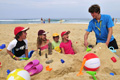 le club enfants camping saint girons plage, CAMPING EUROSOL