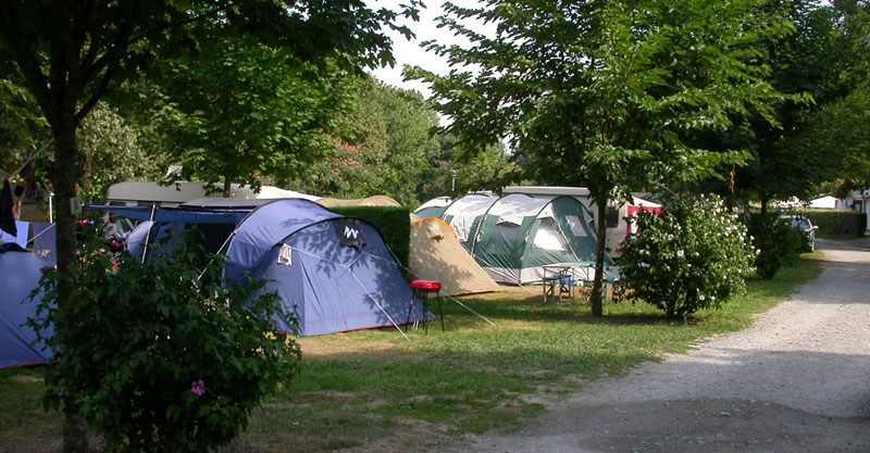 4 camping pays basque emplacement, CAMPING BIPER GORRI