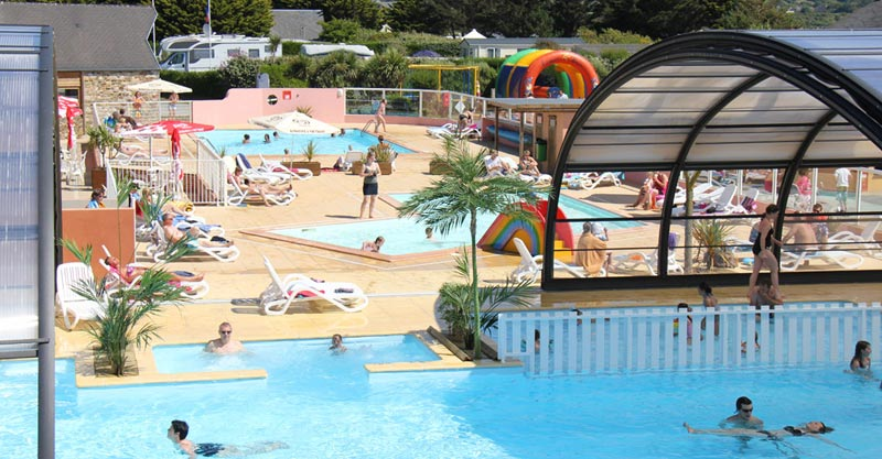 1 piscine camping basse normandie, CAMPING LE GRAND LARGE