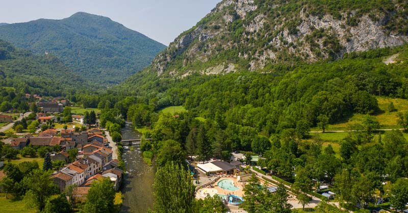 6 camping des grottes tarascon ariege, CAMPING DES GROTTES