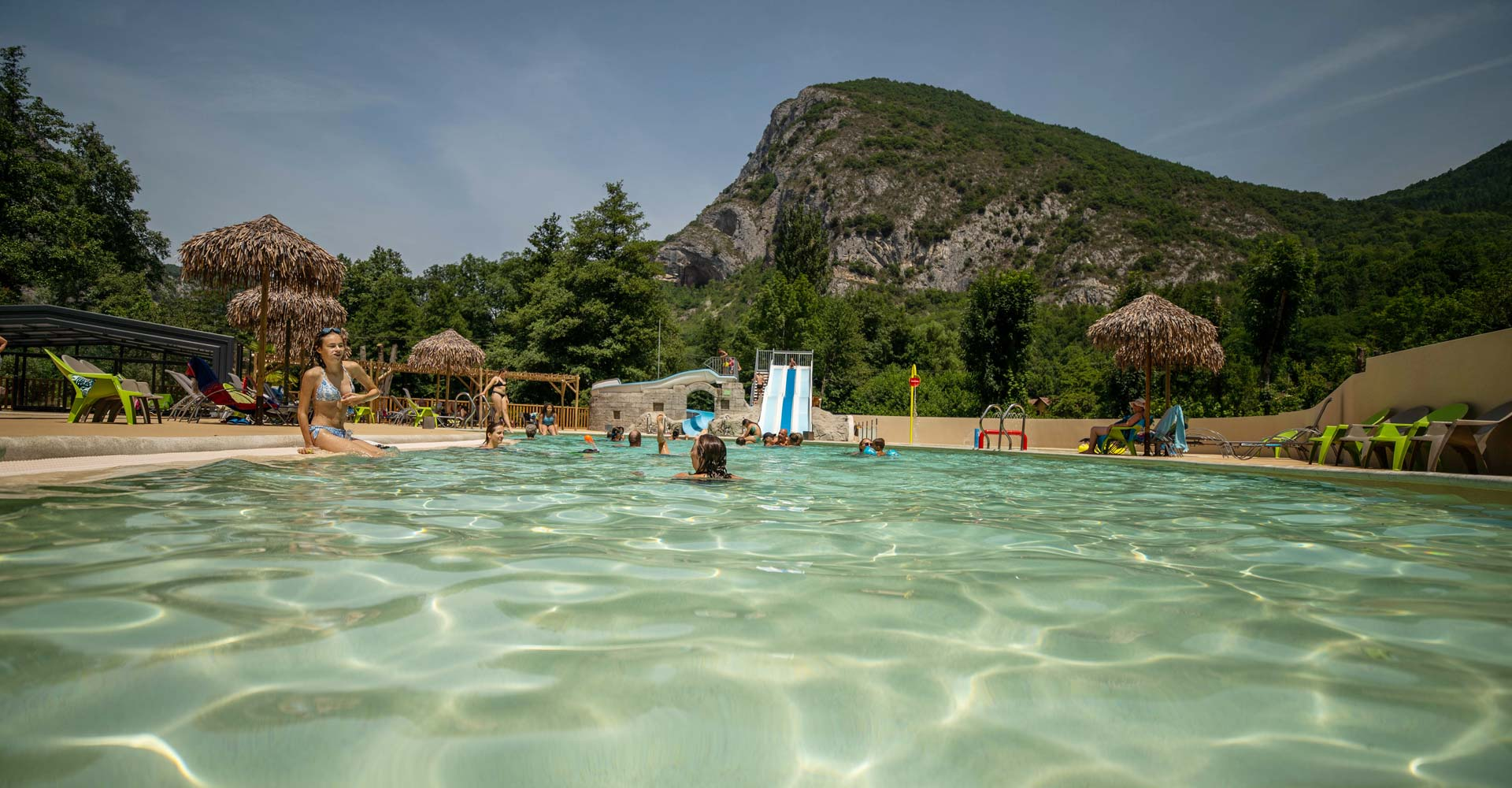 CAMPING DES GROTTES