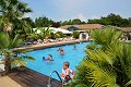 camping bassin arcachon piscine, CAMPING KER HELEN