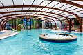 piscine couverte jacuzzi camping carnac, CAMPING LE MOUSTOIR