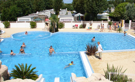 Photo du CAMPING LE PHARE OUEST, Saint Denis d'Oléron