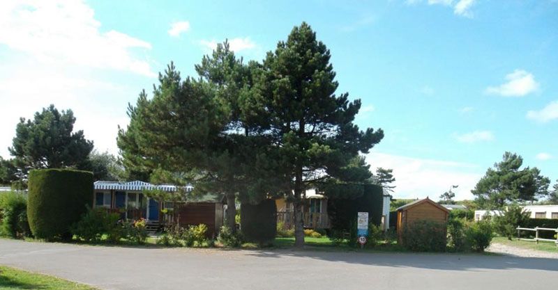 5 residentiels mobil home camping somme, CAMPING LE BOIS DE PINS