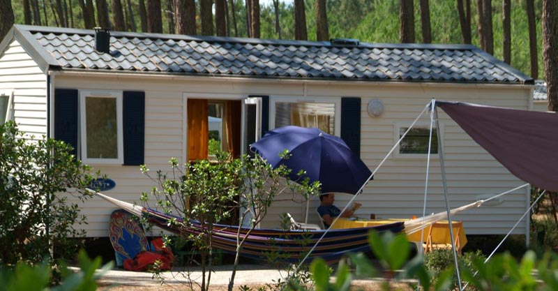 5 location mobil home lacanau, CAMPING LE TEDEY